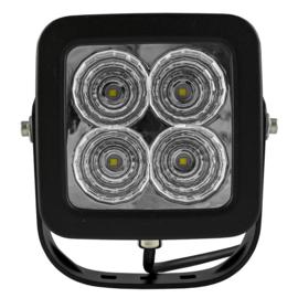 JBM Tools | 4 led werklamp, 40 w, vierkante, strooilicht