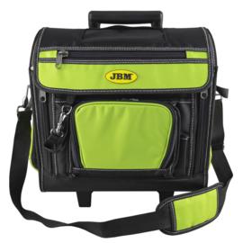 JBM Tools   Rollende zak voor gereedschappen met beugelgreep