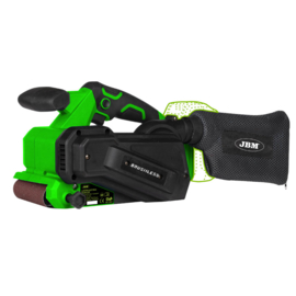 JBM Tools | BRUSHLESS BELT SANDER