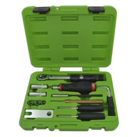 JBM Tools | Gereedschapsset voor reparatie van de kleppen tpms