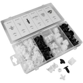 JBM Tools | Bekleding clips assortiment Mercedes | 350 stuks