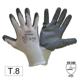 JBM Tools | Handschoenen met nitril gecoate handpalm