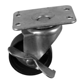 JBM Tools | Set van 2 wielen met rem voor 50911