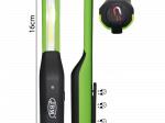 JBM Tools | Draagbare Led verlichting met accu | Looplamp | Magnetisch | 120 Lumen (1-2 watt) |