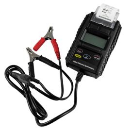 JBM Tools | Digitale accu-tester met printer