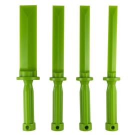 JBM Tools | Set van 4 nylon hendels