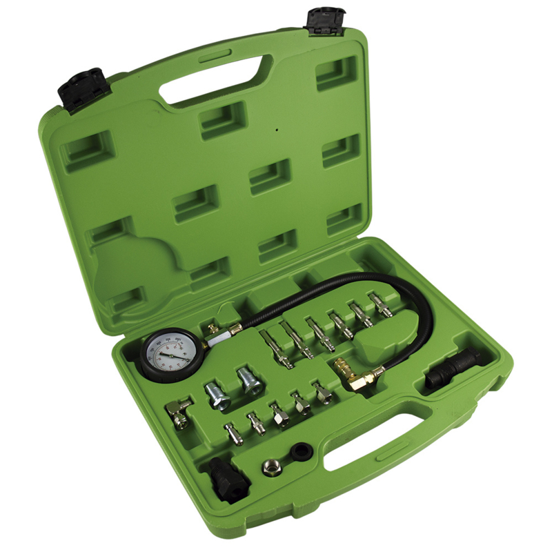 JBM Tools    Compressiemeter set voor diesel motoren