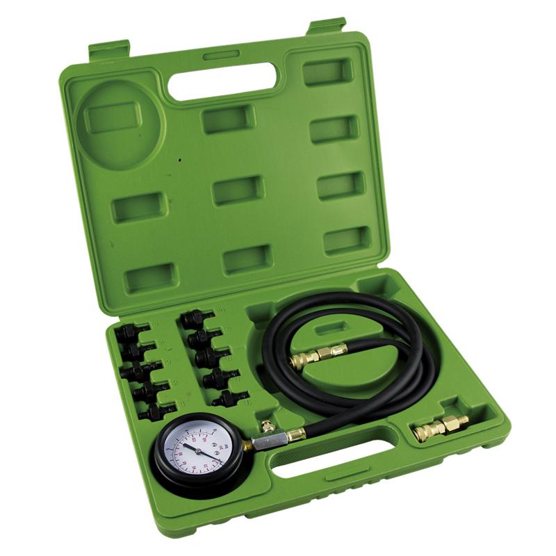 JBM Tools   Compressiemeter set voor olie