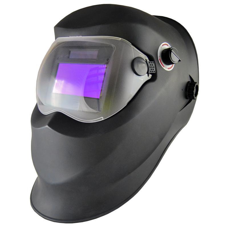 JBM Tools lasmasker met manuele regelaar