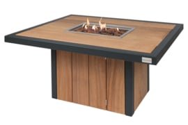 Easyfires vuurtafel River rectangle