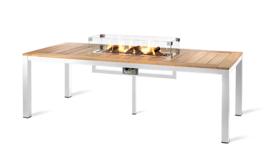 Happy Cocooning Aluminium Rectangular Dining Table