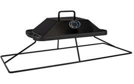 EasyFires BBQ / Grillplaat rechthoek (76x26cm)