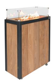 Vuurzuil Easyfires rectangle / rechthoek