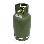 Gasfles propaan 5KG staal