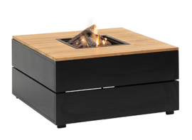Cosipure 100 Black frame / Teak top