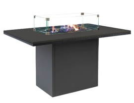 Cosiloft 120 Relax Dining Table Black/Black top