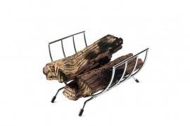 Houder voor  keramische houtblokken/Wijnrek
