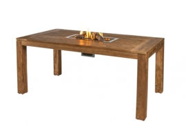 Happy Cocoon Table Inbouwbrander Rechthoek
