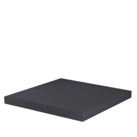 Cosiconcrete tafelblad grijs