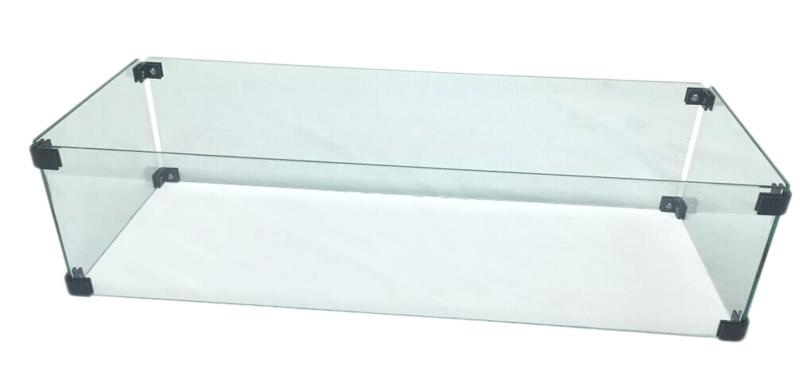 Glasombouw rectangle (rechthoek)