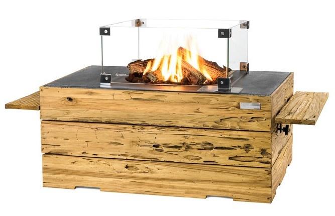 Happy Cocoon Table Rechthoek Driftwood