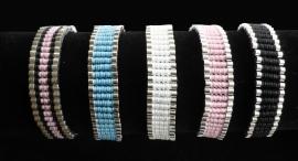 Link Bar Bracelet - Diverse kleuren