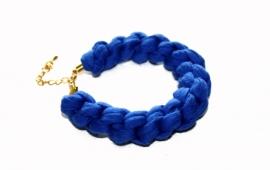 Bold Fabric Bracelet - Diverse kleuren
