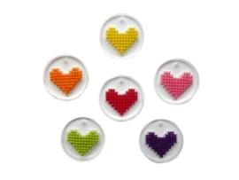 Heart Necklace - Diverse kleuren