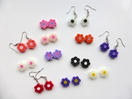 Flower Earring - Diverse kleuren