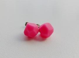 Faceted Earrings - Diverse kleuren
