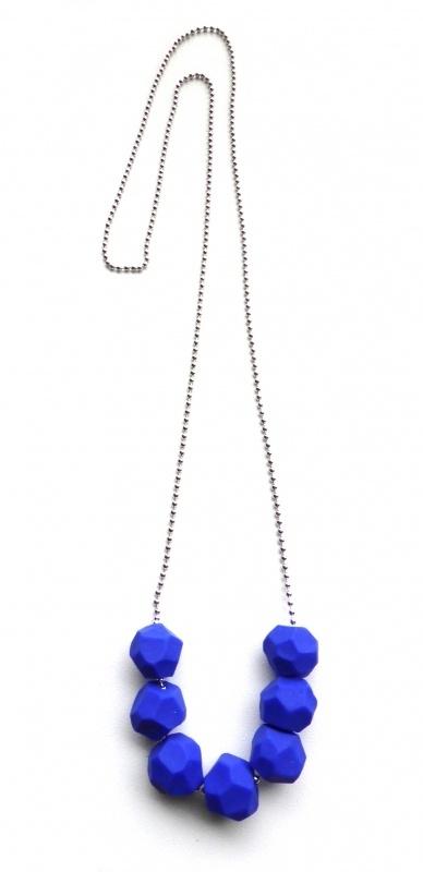 Faceted Necklace