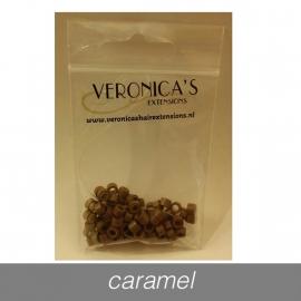 Micro Rings - 103 st. - caramel