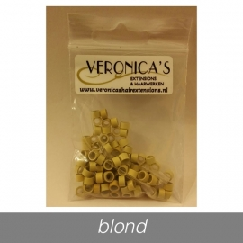 Micro Rings - 103 st. - blond