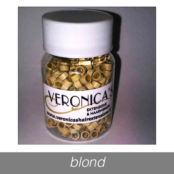 Micro Rings - 650 st. - blond