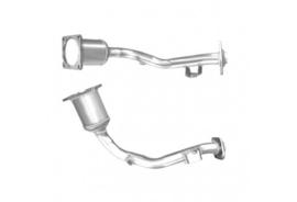 Katalysator Citroen C2 C3 Pluriel Peugeot 1007 207 EURO 4 ( Cross 090-484 / 28651 / 321671 / 20575 / BM91291H / Kat-15