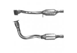Katalysator Volkswagen Golf 1.1 Cabriolet EURO 1 (Cross 099-010 / 37971 / 322336 / BM91222H / Kat-124