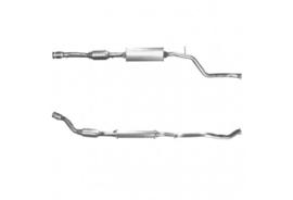 Katalysator Peugeot 206 CC 206 Hatchback  EURO 4 ( Cross 090-751 / 28584 / 321620 / BM90917H / Kat-74