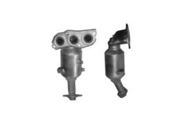 Katalysator Toyota Yaris EURO 4 (Cross 090-012 / 95162 / 322660 / 28082 / BM91558H / Kat-107