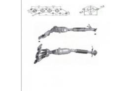 Katalysator Focus C-Max Galaxy Mondeo S-Max C30 S40 V50 EURO 4 ( Cross 090-135 / 20427 / 321888 / 20947 / AS 20434 / Kat-30