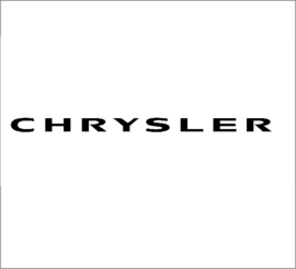 Chrysler Katalysatoren