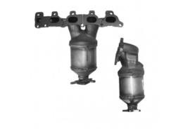 Katalysator Opel Astra Meriva Vectra EURO 4 ( Cross 099-458 / 321902 / BM91424H / Kat-58