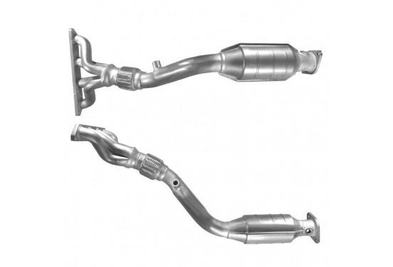 Katalysator MINI Cooper S R53 Mini One/Cooper R50 Mini Cabriolet R52 EURO 4 ( Cross 099-995 / 45229 / 321690 / 20929 / BM91146H / Kat -36