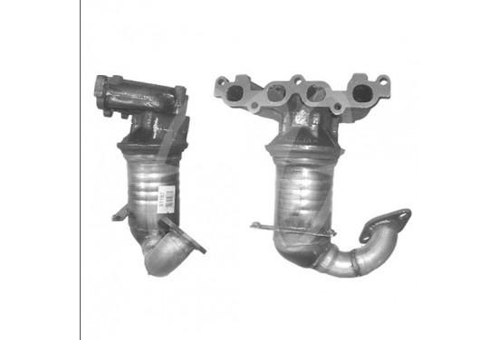 Katalysator fiesta fusion Mazda 2 EURO 4 ( Cross 20443 / 321998 / 20758 / AS 20413 / Kat-27
