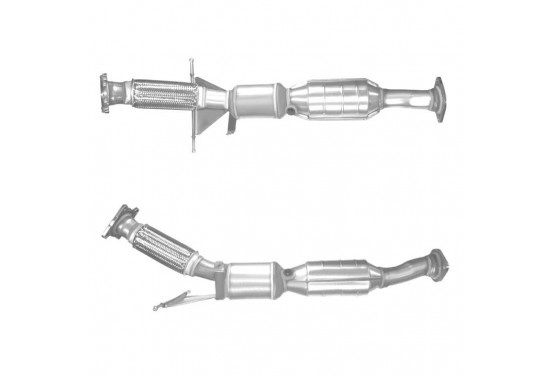 Katalysator S60 I S80 I V70 II EURO 4 (Cross 090-450 / 322210 / 20827 / BM91399H / Kat-139