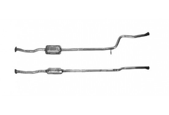 Katalysator Saxo 106 EURO 2 ( Cross 099-607 / 28281 / 311036 / BM90020H / Kat-64