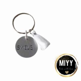"Happy key coin ""Smile"""