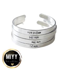 Her bracelet Set Lil sis, mid sis, big sis&sis in law