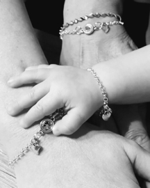 Set overgrootmoeder, oma, moeder&dochter