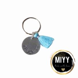 """Happy key coin """"#Fuckit"""""""
