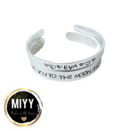 """Her bracelet """"Name"""""""